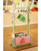 Magic Garden Clothes Rail with Hangers