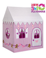 2 in 1 Gingerbread Cottage and Sweet Shop Playhouse