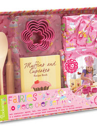 Image of Fairies 10 Piece Chef Set