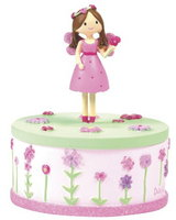 Fairy Blossom Trinket Box