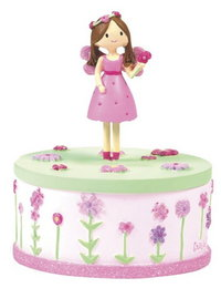 Image of Fairy Blossom Trinket Box