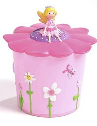 Image of Flower Fairy Money Box