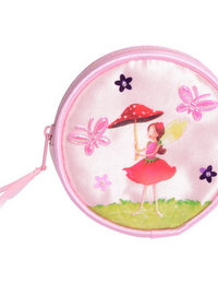 Image of Woodland Fairy Satin Purse
