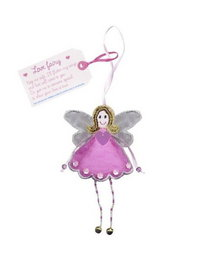 Image of Love Fairy Hanging Fairy Doll