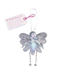 Image of Dream Fairy Hanging Fairy Doll