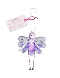 Image of Magic Fairy Hanging Fairy Doll