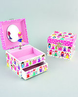 Musical Jewellery Box - Fairy Palace