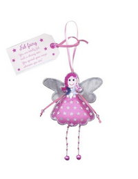 Image of Fab Fairy Hanging Fairy Doll