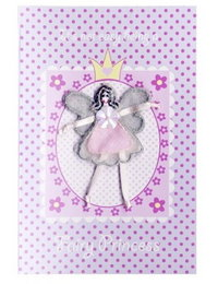 Image of 'It's Not Easy Being a Fairy Princess' Card
