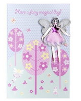 'Fairy Magical Day' Forest Card