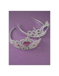 Image of Plain Tiara