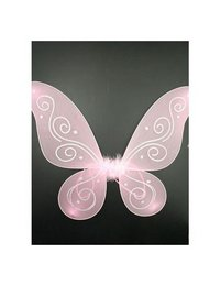 Image of Large Pink Fairy Wings