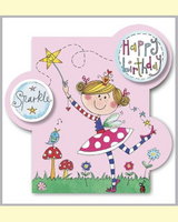 Fairy Bubbles Card