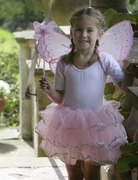 Image of Candy Floss Fairy Dressing Up Set