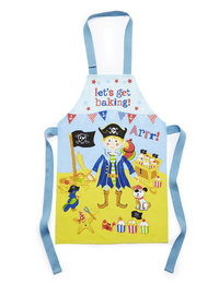 Image of Captain Flapjack PVC Apron