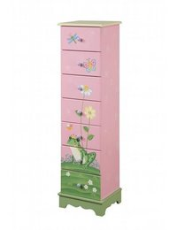 Image of Magic Garden 7 Drawer Cabinet