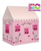 2 in 1 Enchanted Garden and Fairy Woodland  Playhouse