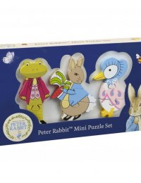 Image of Puzzle Set - Peter Rabbit