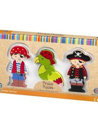 Image of Pirate Mini Puzzles