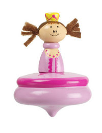 Image of Princess Spinning Top