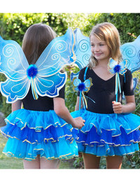 Image of Torquoise Sparkle Fairy Set
