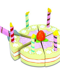 Image of Vanilla Birthday Cake