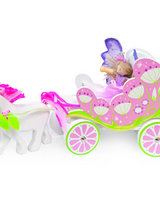Fairybelle Carriage and Unicorn