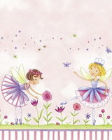 Garden Fairy Table Cloth