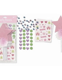 Image of Garden Fairy Decorate own wand - pack of 8