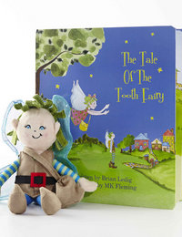 Image of The Tale of the Tooth Fairy for a boy