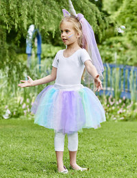 Image of Unicorn Tutu with headband