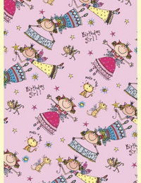 Image of Fairy Gift wrap