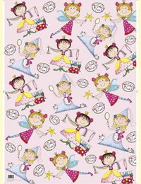 Image of Princess/Fairy Gift wrap