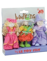 Image of Budkins Fairytale set