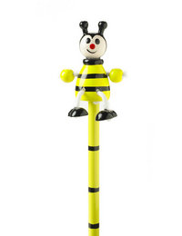 Image of Funky Bumblebee Pencil