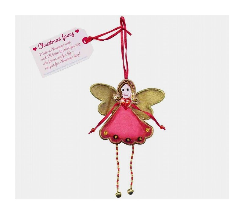 Christmas Fairy Hanging Doll Shop For 163 6 00 From Fairies