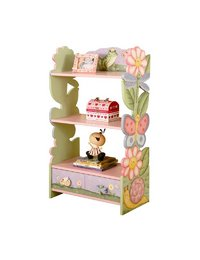 Image of Magic Garden Bookcase with Drawer