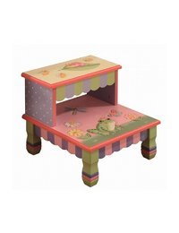 Image of Magic Garden Stepping Stool