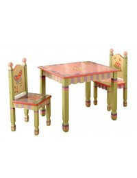 Image of Magic Garden Table & Chairs