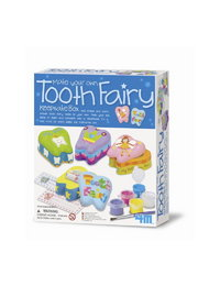 Image of Make Your Own Tooth Fairy Box