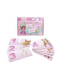 Image of Fairy Number Match Game
