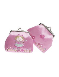 Image of Toadstool Fairy Coin Purse