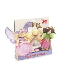 Image of Budkins Truth Fairies Set