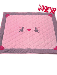 Image of 2 in 1 Enchanted Garden and Fairy Woodland Quilt
